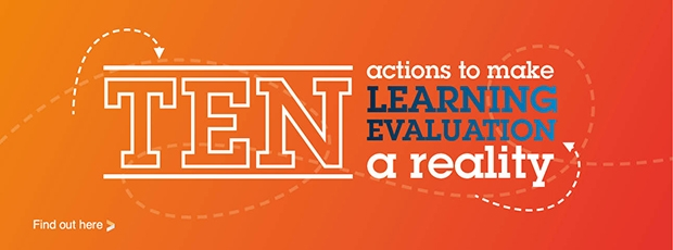 10 actions to make learning evaluation a reality