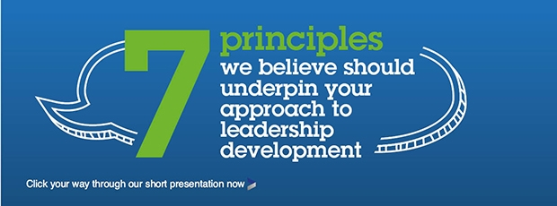 7 principles of leadership development