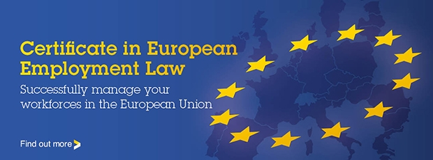 Certificate in European Employment Law