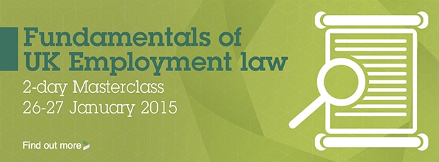 Fundamentals of UK Employment Law