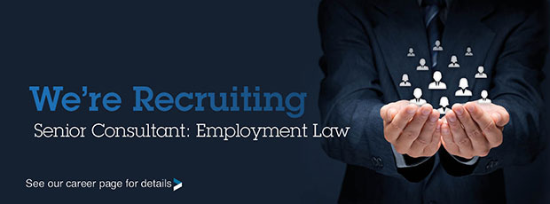 Senior Consultant Employment Law