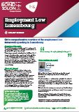 Download Employment Law Luxembourg