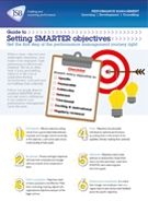 Download Guide to Setting SMARTER objectives