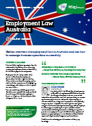 Download Employment Law Australia