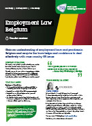 Download Employment Law Belgium