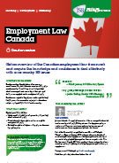 Download Employment Law Canada