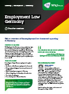 Download Employment Law Germany
