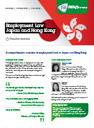 Download Employment Law Japan and Hong Kong