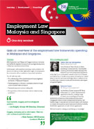 Download Employment Law Malaysia and Singapore
