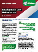 Download Employment Law Netherlands