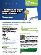 Download Family-friendly Rights: Law and Practice in the Modern Workplace