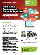 Download Social Media, Employees and Corporate Reputation