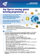 Download Running a successful global L&D  project