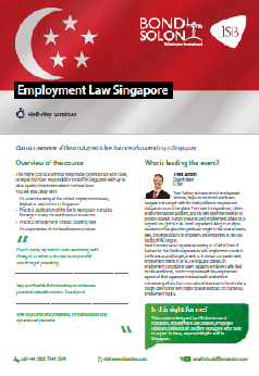 Download Employment Law Singapore