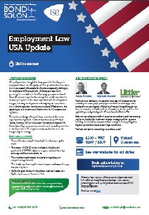 Download Employment Law USA Update