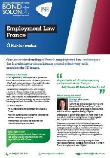 Download Employment Law France
